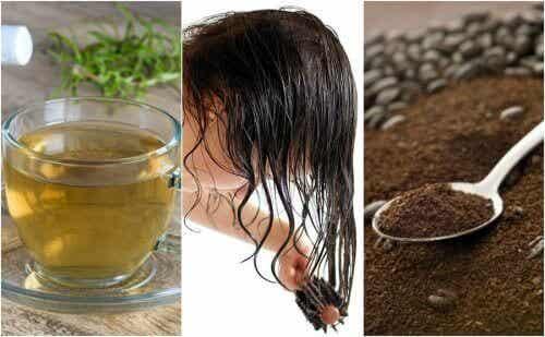 Pak voortijdige grijze haren aan met 5 natuurlijke remedies!