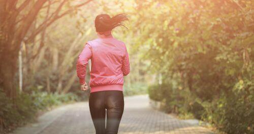 Gooi je leven om en begin aan een bewegingsroutine