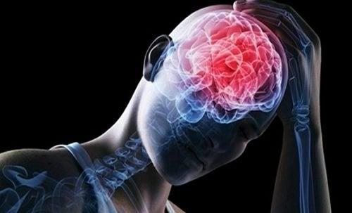 Problemen in de hersenen