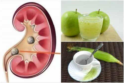 Nierstenen afbreken met deze natuurlijke middelen