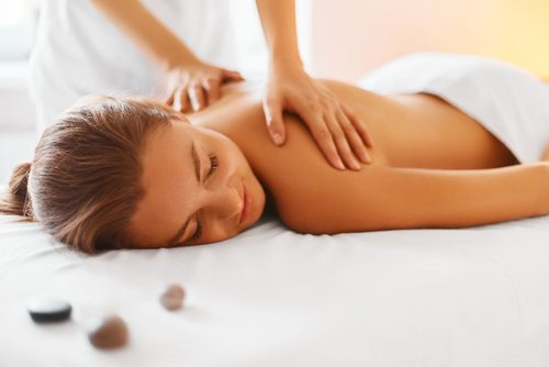 Massages om van spierpijn af komen