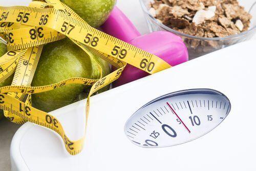 Naarmate je ouder wordt krijgt je dieet steeds meer invloed op je gewicht