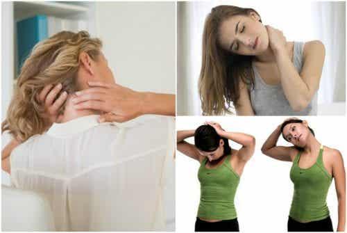 Nekpijn verminderen met deze zes oefeningen