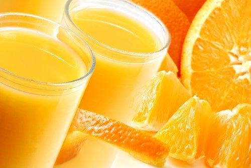 Verbeter Je Geheugen met een sinaasappelsmoothie