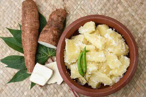 9 verbazingwekkende geneeskrachtige eigenschappen van cassave