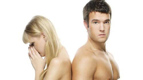 Seks ruilen voor genegenheid, een gevaarlijke bezigheid