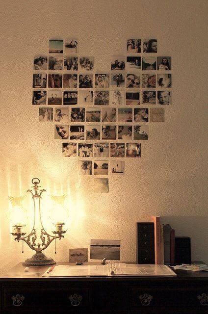 Maak vormen met je foto's