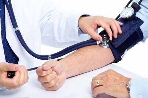 Pompoen en bloeddruk