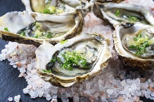 Haargroei versnellen met oesters