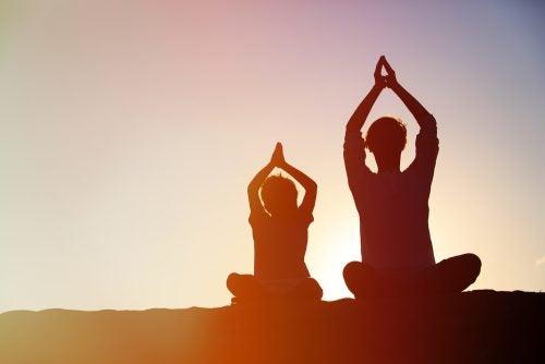 Mindfulness voor ouders en kinderen