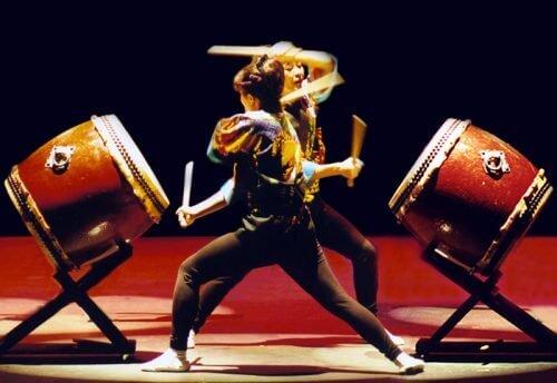 Japanse disciplines taiko
