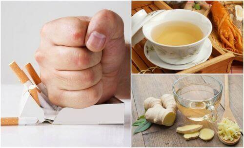 5 soorten thee die de drang naar roken verminderen
