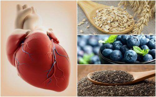 Bescherm je hart met deze 7 voedingsmiddelen
