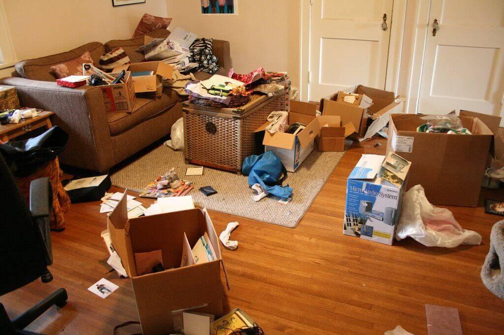 Een schoon en opgeruimd huis: zet het niet te vol