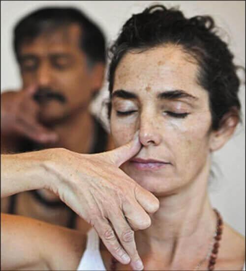 Alternatieve nasale ademhaling