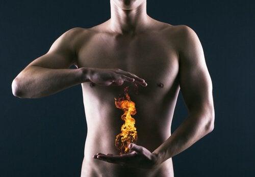 Gastritis is een complexe aandoening