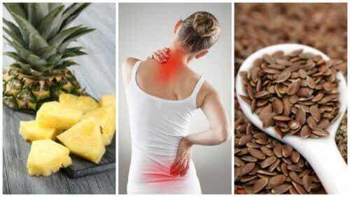 Verminder pijn en ontsteking met 7 voedingsmiddelen