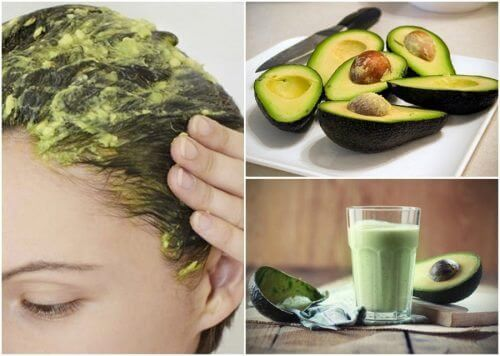 Zes fantastische natuurlijke remedies met avocado