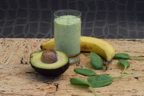 Op natuurlijke wijze stress verminderen met avocadosmoothie