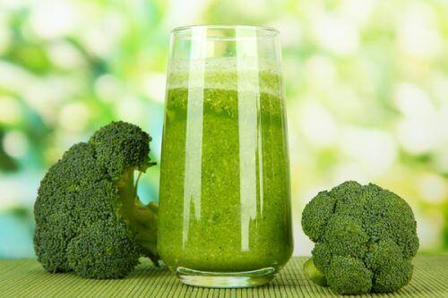 Recepten voor groene sapjes
