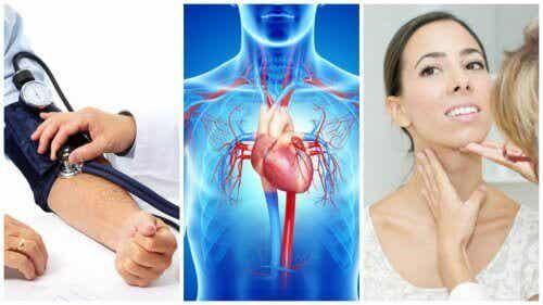 Congestief hartfalen: zeven mogelijke oorzaken