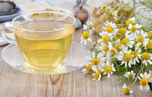 Kamillethee voor allergische reacties