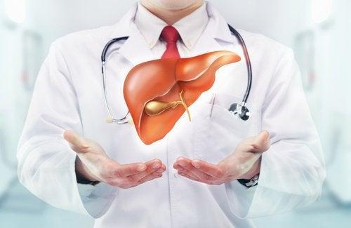 Symptomen van leverfalen