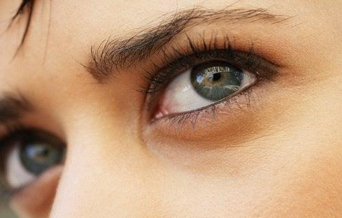 Visuele stress en droge ogen
