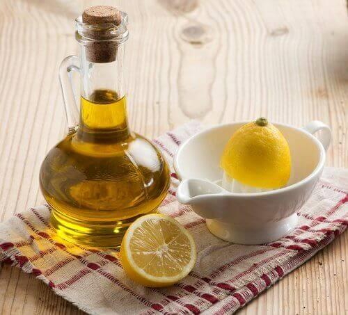 Schoonheidsbehandelingen Met Citroen en Olijfolie