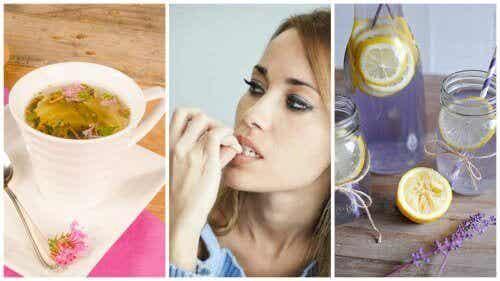 Ontspan je zenuwen met deze zes natuurlijke remedies