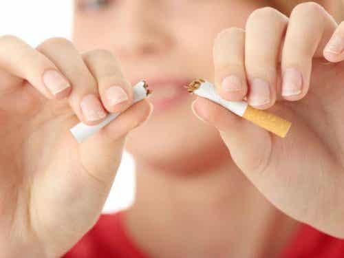 Hulp bij stoppen met roken: vijftien psychologische tips