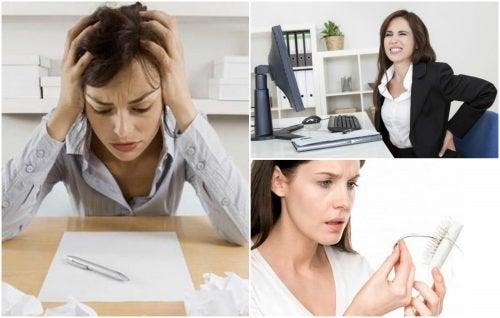Zeven symptomen van stress die je niet mag negeren