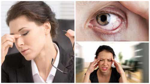 Ontdek de symptomen van visuele stress