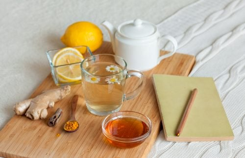 Activeer je metabolisme met deze pittige thee!