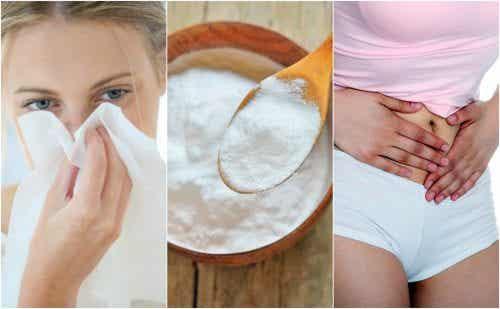 Vijf remedies met zuiveringszout die je echt moet leren kennen