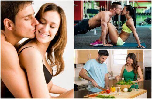 Verbeter je seksleven door zes gewoonten in te voeren in je dagelijkse leven