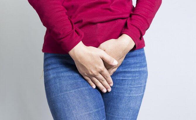 Vaginale droogheid kan door hormonale veranderingenveroorzaakt worden