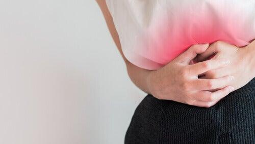 Ernstige menstruele krampen