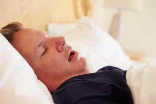 Stadia van slaap de vierde fase