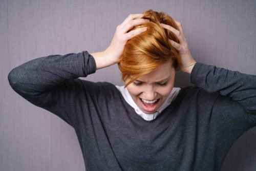 Met emotionele pijn omgaan doorde controle in handen te nemen