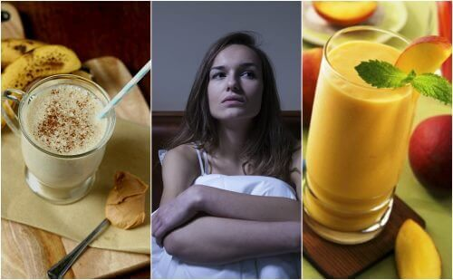 Bestrijd je slapeloosheid met smoothies: 5 smakelijke recepten