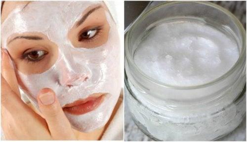 Hoe maak je een gezichtsreiniger om dode huidcellen te verwijderen?
