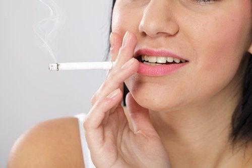 Tabak is niet schadelijk als je in goede gezondheid bent