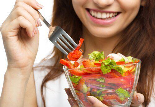 Langzaam metabolisme versnellen door meerdere maaltijden te eten