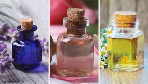 De 10 beste etherische oliën voor je schoonheid