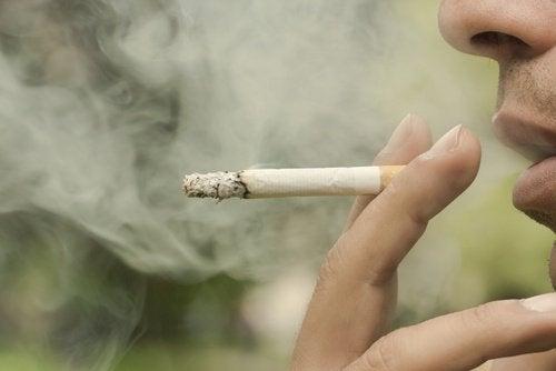 Roken is ontspannend
