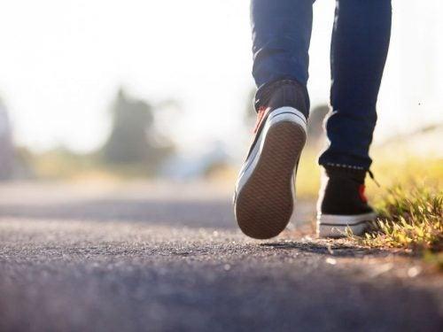 Elke dag lopen