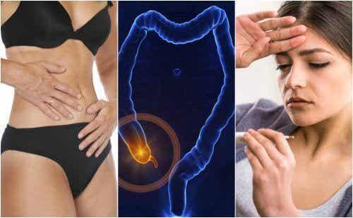 7 symptomen van een blindedarmontsteking die je niet mag negeren