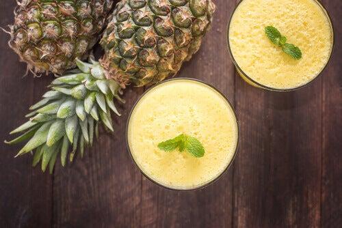 Migraine natuurlijk bestrijden met ananas