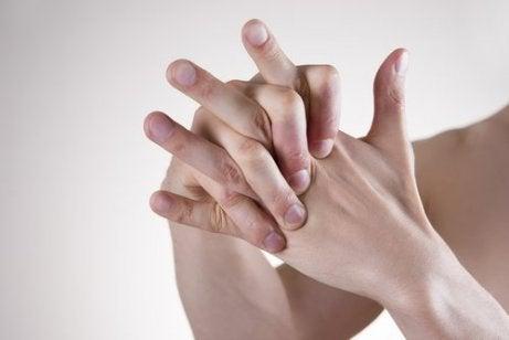 Rekoefening voor het voorkomen van tendinitis